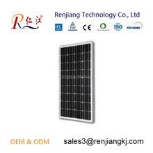 2015 good price mono 130w solar panel price