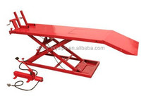 China Air Hydraulic Scissor Lift Table for Motorcycle / motorcycle lift