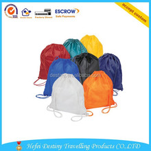 New style practical promotional drawstring bag shopping bag with high quality
