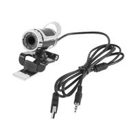 USB Mini Web Cam 12MP HD Webcam Web Cam Camera with MIC PC USB Webcam Camera Definition
