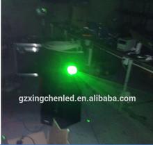 Powerful laser light outdoor