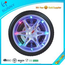 "Sunny 14"" Promotion Tire Analog Quartz Wall Clock"