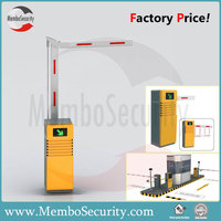Folding Arms Automatic Parking Lot Barrier Gate with Single Bar