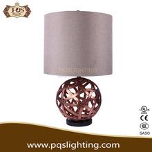 2015 Royal Modern Elegant polyreisn table lamp