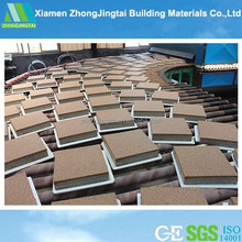 coal ash brick making machine/ Patio Decking Paver for Outdoor Landscape Project