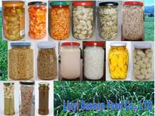 New crop pickled vegetables food from Linyi, China