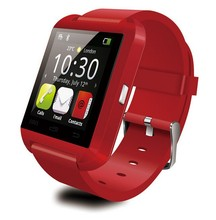 Trade assurance supplier hot selling Multi-function bluetooth phone u8 smart watch campatible with IOS, Andriod cellphone