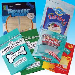 Premium quality and fair price biodegradable dog food packing plastic bag