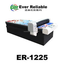 High Resolution Glass Dining Table Printing Machine Flatbed Printer