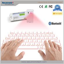 Laser Virtual Keyboard Qwerty Layout Lk100S