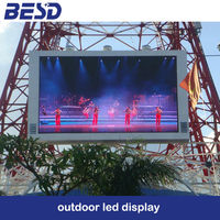 high resolution led display screen 10mm