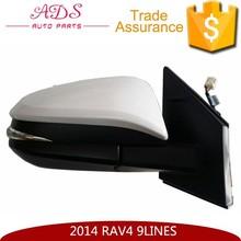 convex rear view mirror for Rav4 9 lines