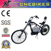 Al alloy harley motorized bicycle 48V 500W adult electric bike for sale