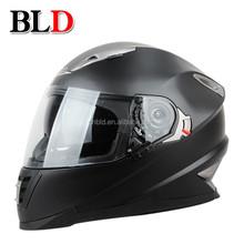 DOT standard /New typle double visor full face motorcycle helmet BLD-999