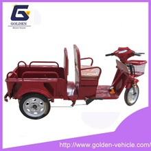 Adult Electric Battery Tricycle for Shopping