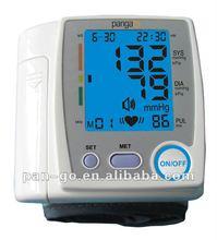 Backlight Wrist Type Digital Blood Pressure Meter