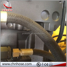 Industrial water oil air rubber hose