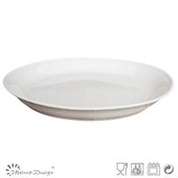 large round ceramic oven safe baking tray