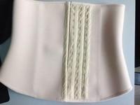 2015 Steel Bone Latex Waist Training Corsets Slimming Underwear Women Full Body Stomach Shaper Postpartum Girdle Vest