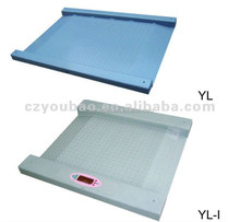 LCD mild steel heavy duty digital industrial platform scale producer (capacity 1ton 2ton 3ton 5ton 10ton and ect)