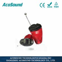 AcoSound Acomate Ruby-II IIC China hearing aids digital