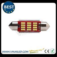 High lumen led light bulb festoon39 mm base dome inerior light ,car interior accessories