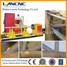 CNC Pipe Profile Cutting Machine 3D Pipe Beveling Cutting Machine for cutting stainless steel tube with cheap price