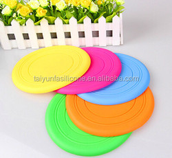 China factory directly supply food grade foldable silicone Pet frisbee