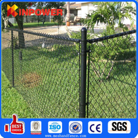 Construction Wire Mesh Application and Galvanized Iron Wire,Low-Carbon Iron Wire Material Chain Link Fencing