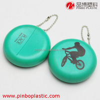coin purse in PVC or silicone material With or without keyring, silicone coin purse Oval shape, Squeeze available silicone purse