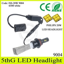 With PH XM-L2 chip led lamp car headlight super bright car body kit for toyota crown royal saloon