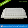 Disposable Plastic Microwave Wholesale Fast Food Packaging