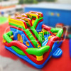 Factory Price Inflatable Obstacle Course for Children