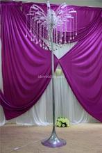 IDA 2 meters tall crystal columns wedding decorations (IDAP118)
