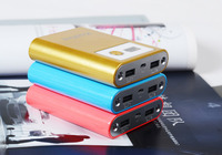 8800mAH mobile power bank Super Slim popular and colorful & portable emergency mobile power
