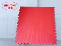 Shock resistant super mat EVA judo mat