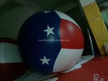 2015 new custom giant helium football inflatable