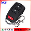 Automatic swing gate opener rf key, garage door remote control YET084