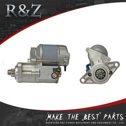 462Q aluminum alloy automatic generator starter suitable for Suzuki Starter 9T CW 12V 1.2KW