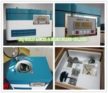GDY-1A Lab Digital Oxygen Bomb Calorimeter for Fuel,Gasoline,Coal