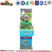 Qingfeng superior de la venta máquina de juego de bingo máquina de juego / arcade juegos de pinball gabinete