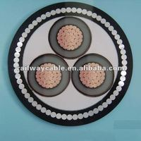 2014 new design PVC electric cable for state grid