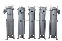 Filter housing for the chemicals and honey factory