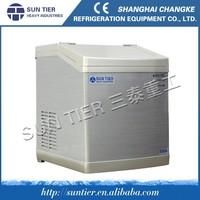 High Quality Commercial Cube Ice Maker With Crystal Ice Salt Water Ice Maker
