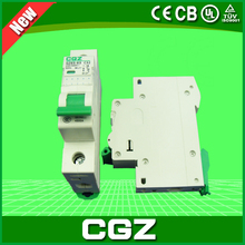 all kinds of minature air circuit breakers (MCB)