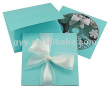 2012 New style 1pc CD gift package