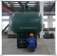 Horizontal type water condensate collector energy recovery supplier