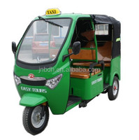 Bajaj three wheel motorcycle, three wheel covered motorcycle,tuk tuk for sale