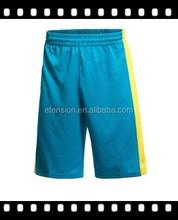 Fashionnable Athletic Sports Custom Logo Men 2015 Shorts Basketball