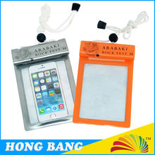 HBP011 save 20% hot sale sealed waterproof case for iPhone 5
